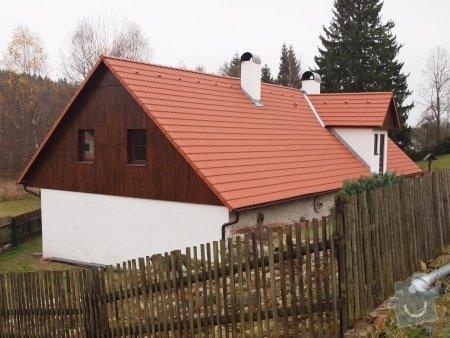 Zhotovení střechy komplet: strecha46