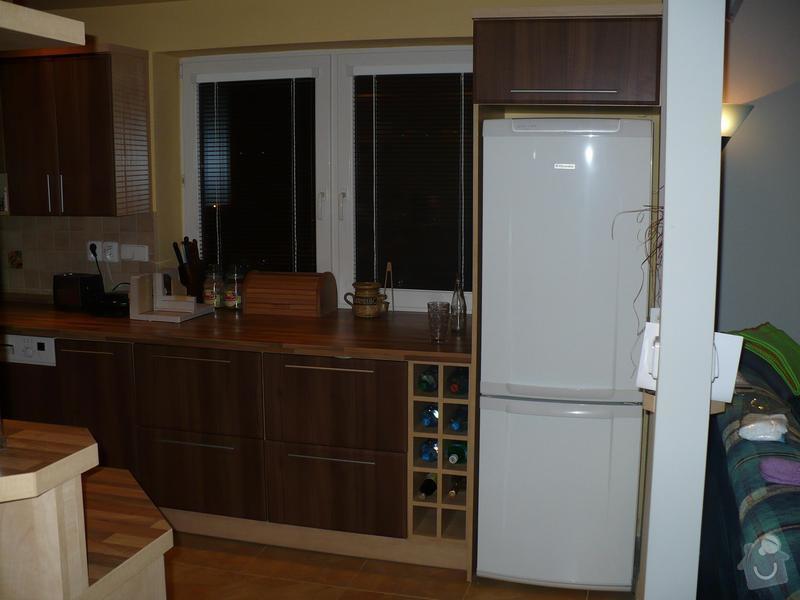 Kuchyňská linka: P1010110