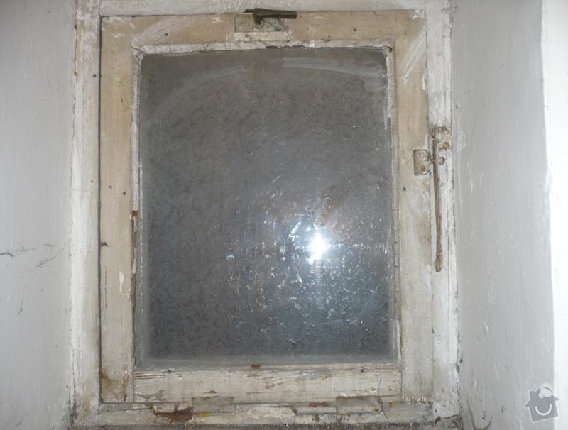 Oprava oken: b