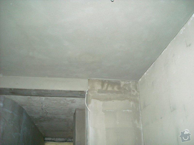 Omítání stropů - špryc + štuk: sn_mek_003