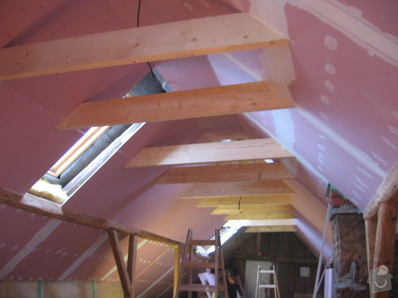 Sádrokartony, podlahy, izolace, zednické práce: IMG_2205