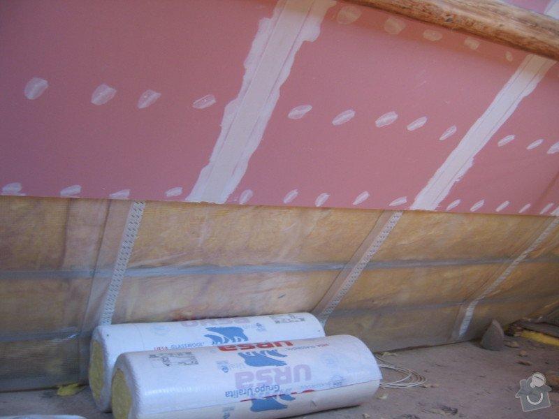 Sádrokartony, podlahy, izolace, zednické práce: IMG_2207
