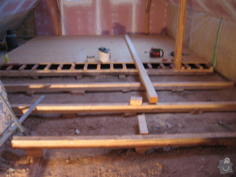 Sádrokartony, podlahy, izolace, zednické práce: IMG_2235