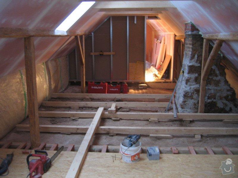 Sádrokartony, podlahy, izolace, zednické práce: IMG_2236
