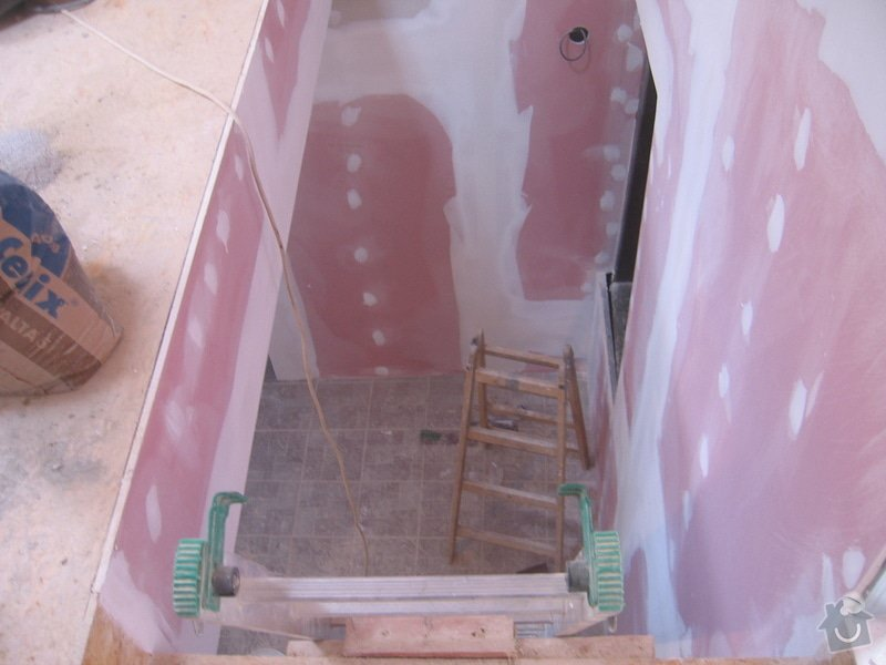 Sádrokartony, podlahy, izolace, zednické práce: IMG_2255