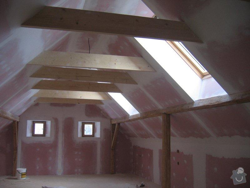 Sádrokartony, podlahy, izolace, zednické práce: IMG_2257