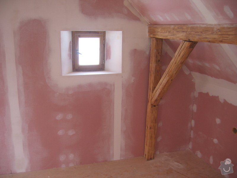 Sádrokartony, podlahy, izolace, zednické práce: IMG_2262