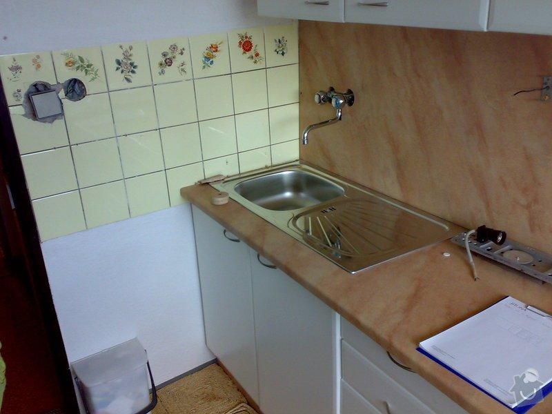 Renovace kuchyňské linky: 04072008505