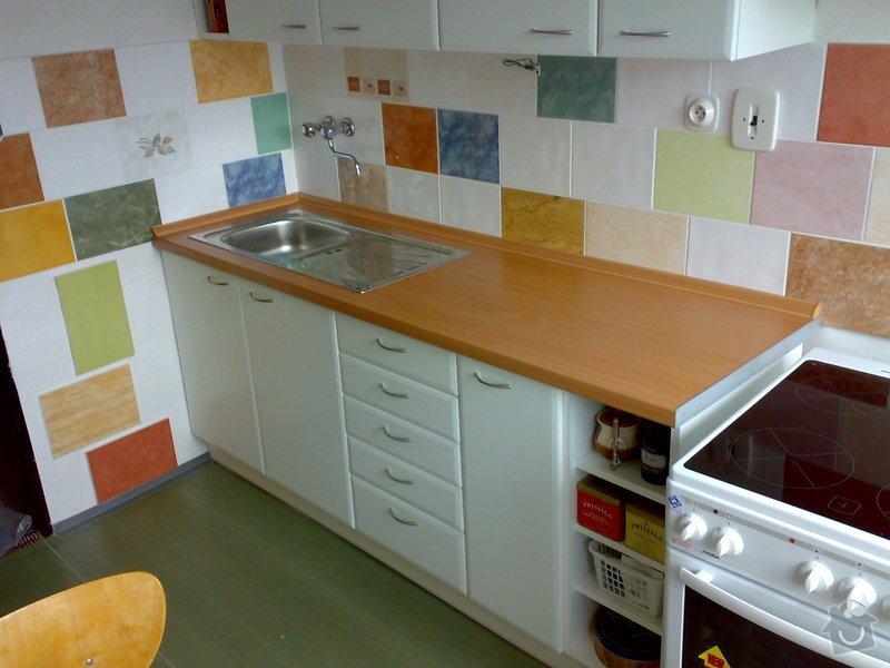 Renovace kuchyňské linky: 15082008570