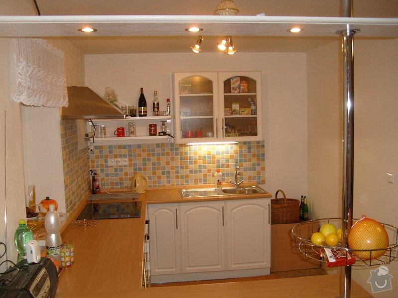 Kuchyňská linka na chalupu: S7301639