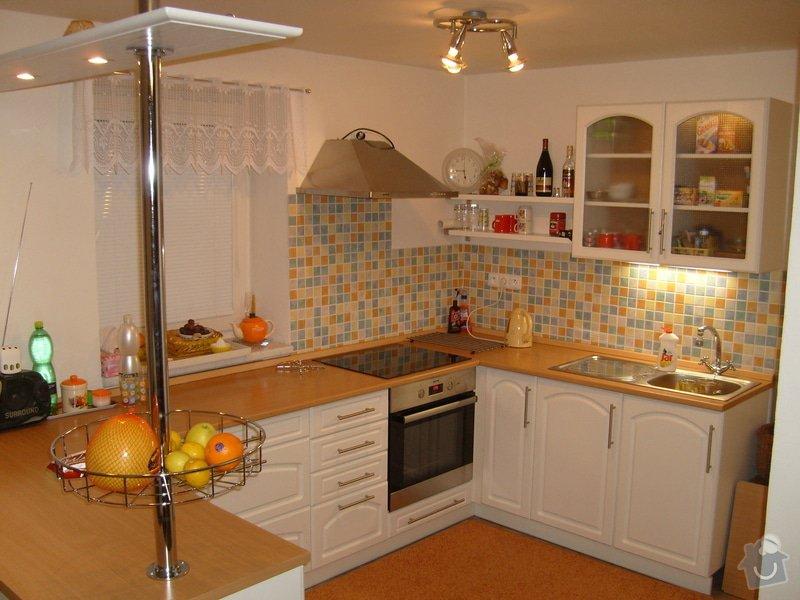 Kuchyňská linka na chalupu: S7301640