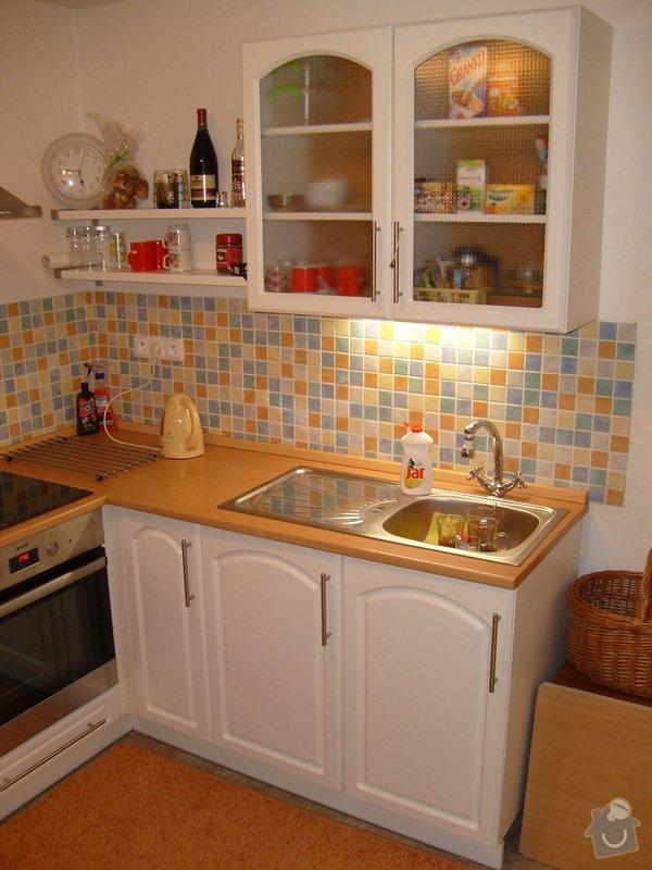 Kuchyňská linka na chalupu: S7301643