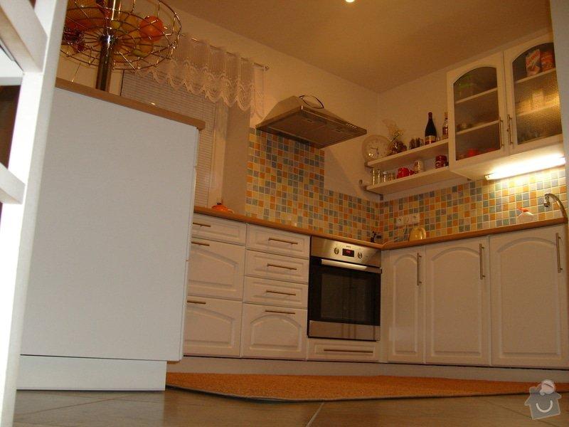 Kuchyňská linka na chalupu: S7301644