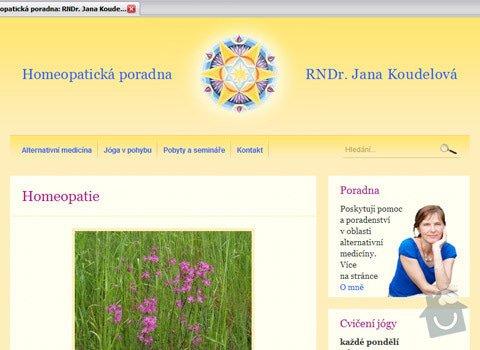 Design webu Homeoporadna.com: 21_img1