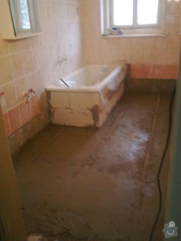 Rekonstrukce koupelen: Obraz0086