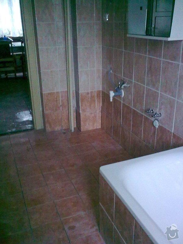 Rekonstrukce koupelen: Obraz0089
