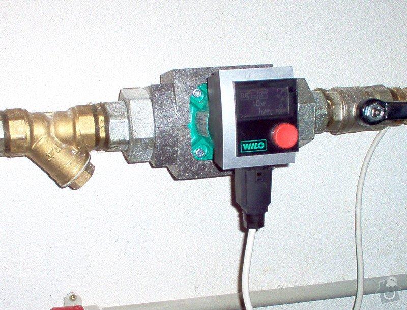 Automatická - peletová kotelna s KP51: IM000152