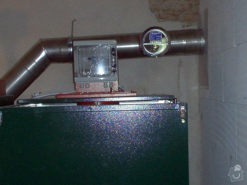 Automatická - peletová kotelna s KP51: IM000157