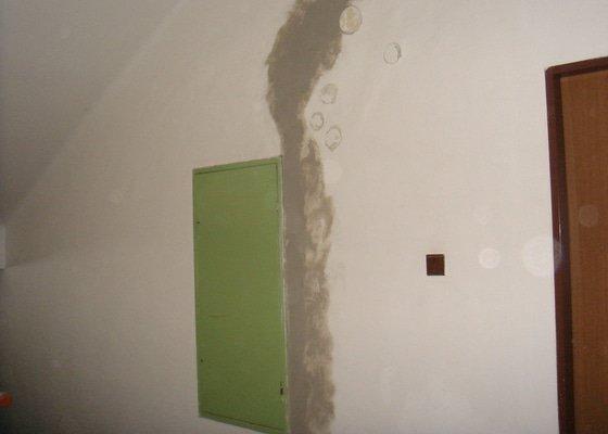 Rychlá oprava nefunkčního osvětlení na schodišti bytového domu