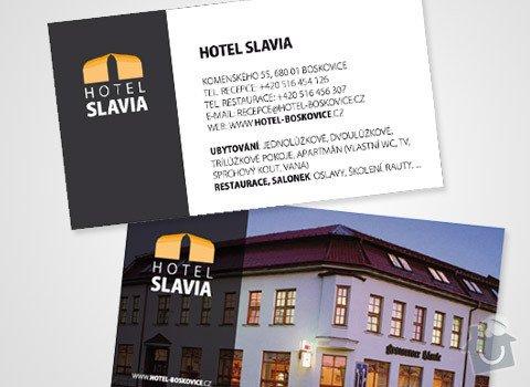 Design logotypu a vizitek pro Hotel Slavia : 17_img2