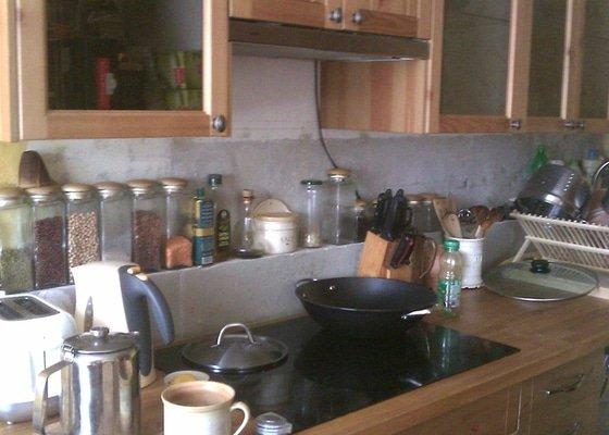 Obklad v kuchyni