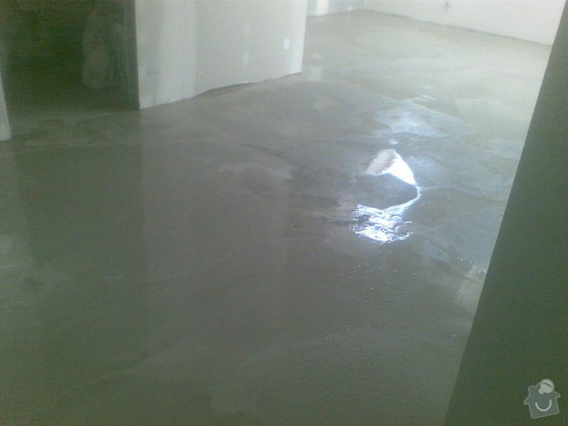 Vyrovnání betonových podlah: 05112010_001_