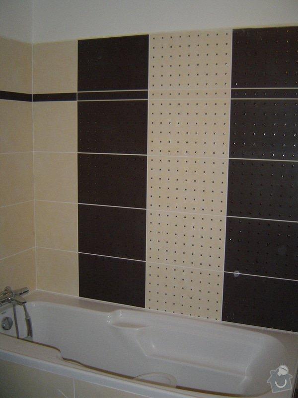 Obklad koupelny: DSC02465