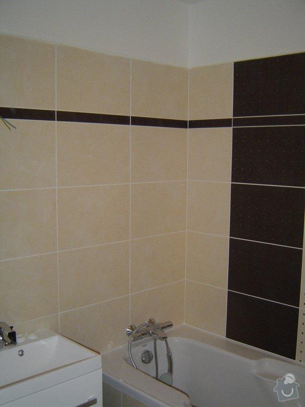Obklad koupelny: DSC02467