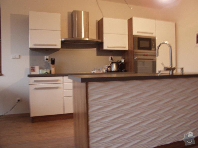 Kuchyňská linka a koupelnový nábytek: 03