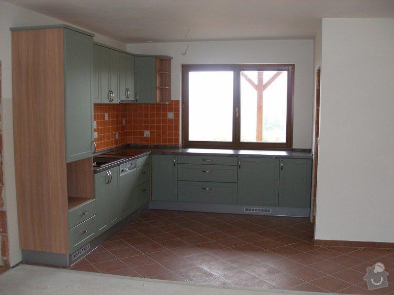 Kuchyňská linka: P9140072