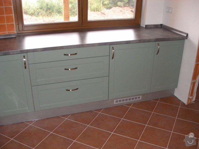 Kuchyňská linka: P9140074