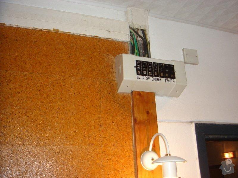 Nová elektroinstalace v koupelnovém jádře + nový rozvaděč + revize: Elektro-radotin2_012