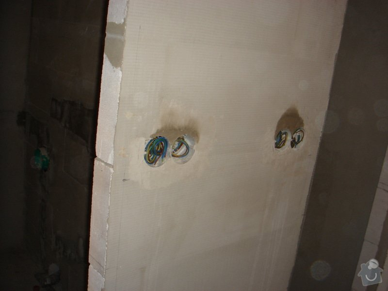 Nová elektroinstalace v koupelnovém jádře + nový rozvaděč + revize: Elektro-radotin2_009
