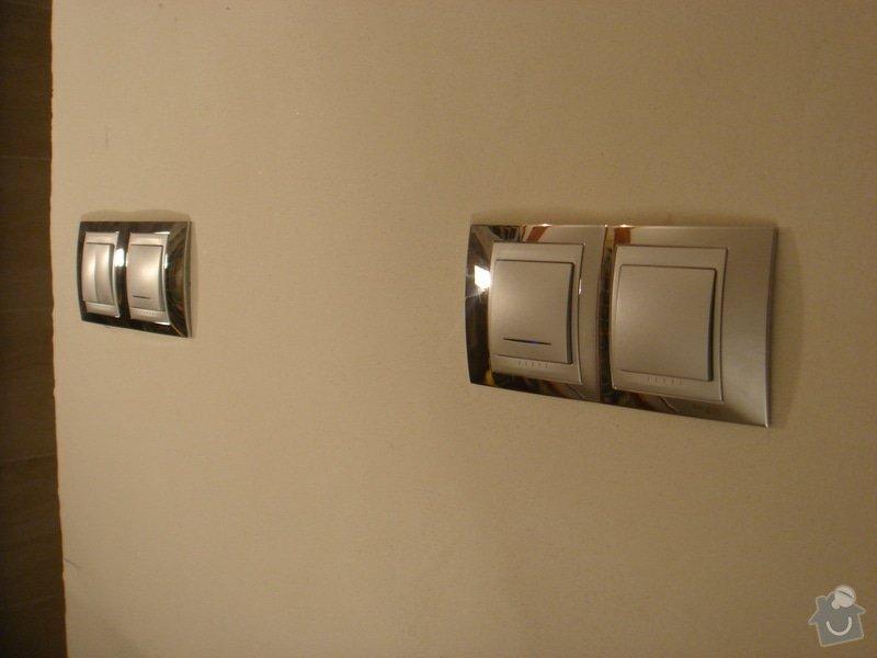 Nová elektroinstalace v koupelnovém jádře + nový rozvaděč + revize: elek_006