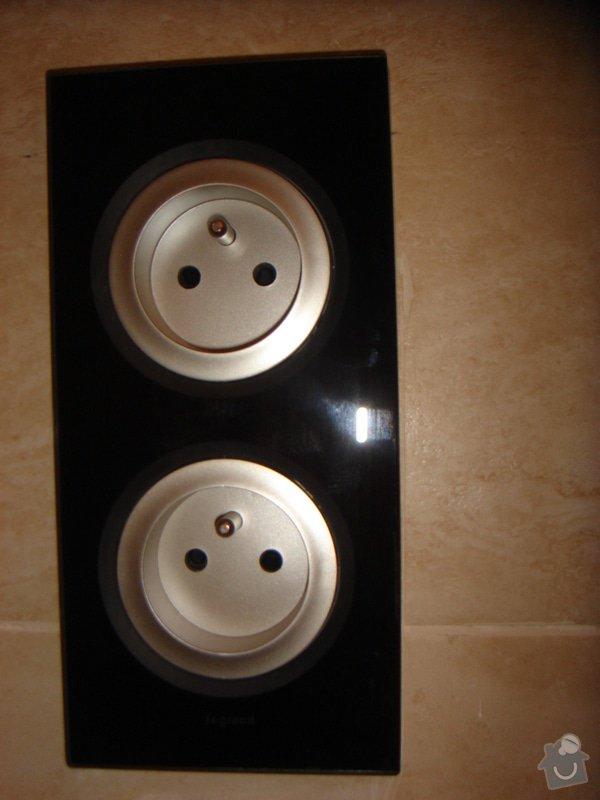 Nová elektroinstalace v koupelnovém jádře + nový rozvaděč + revize: elek_020
