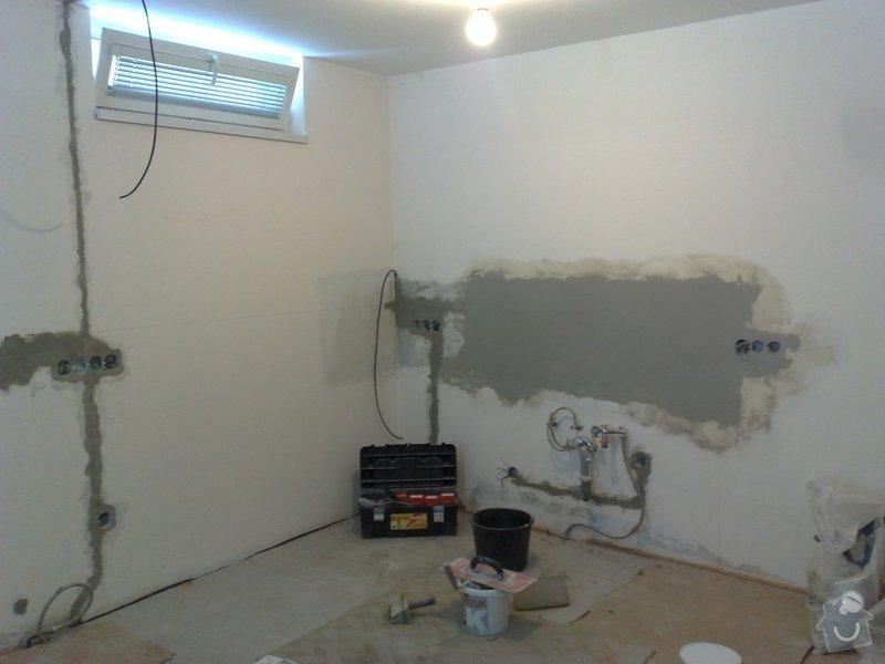 Rozvod elektroinstalace pro novou kuchyň: 17122010310