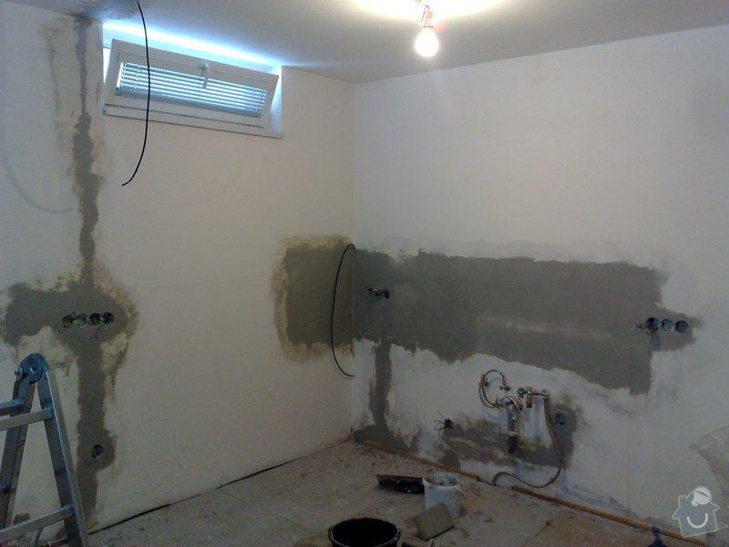 Rozvod elektroinstalace pro novou kuchyň: 17122010311
