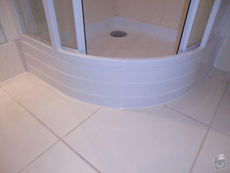 Vymena sprchoveho koutu: detail_osazeni_vanicky