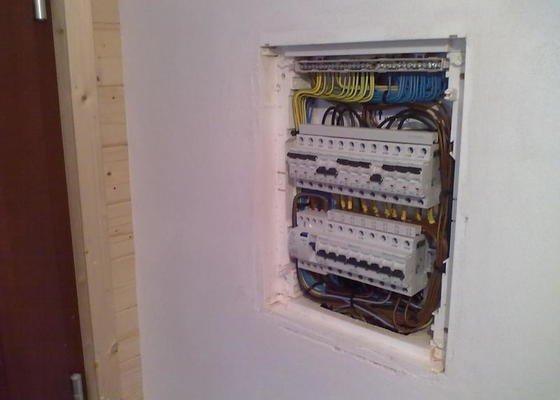 Kompletace elektroinstalace