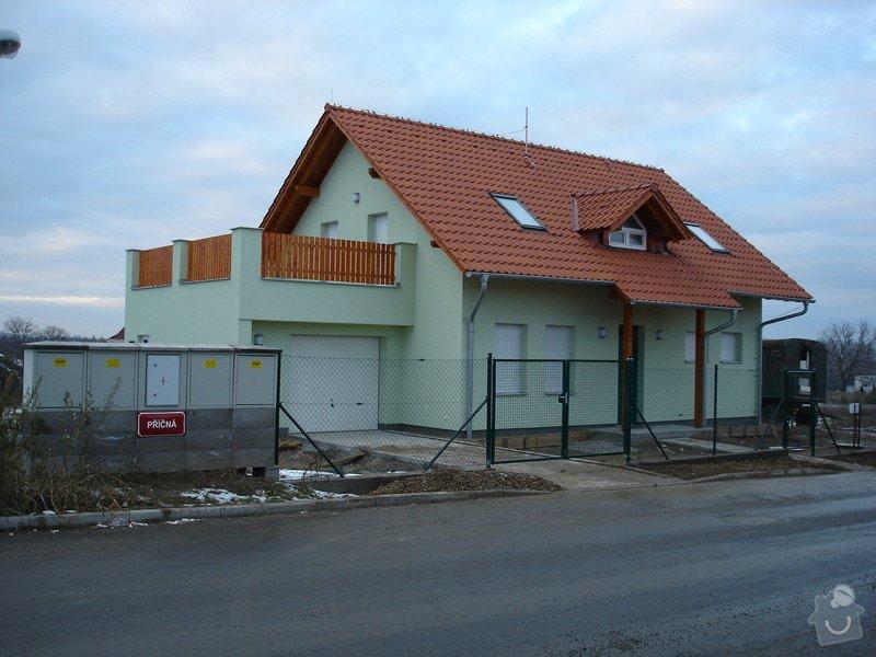 Stavba rodinného domu: DSC05874