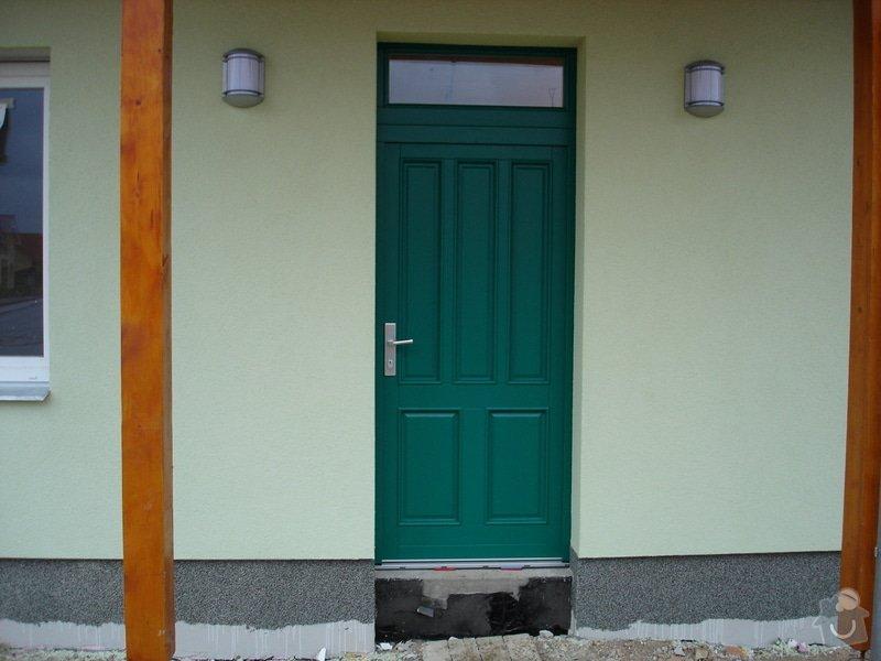 Stavba rodinného domu: DSC05787