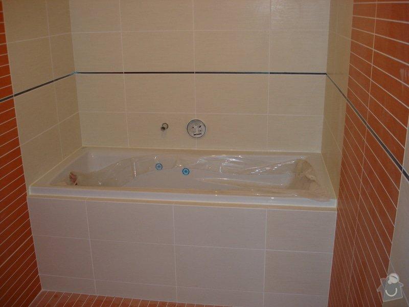 Rekonstrukce bytového jádra: 012