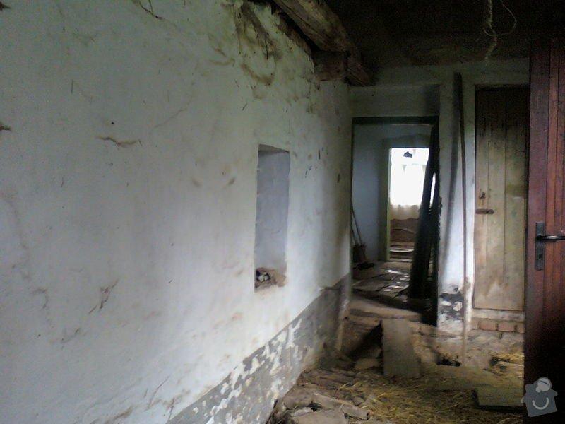 Rekonstrukce chalupy: 100619_083811