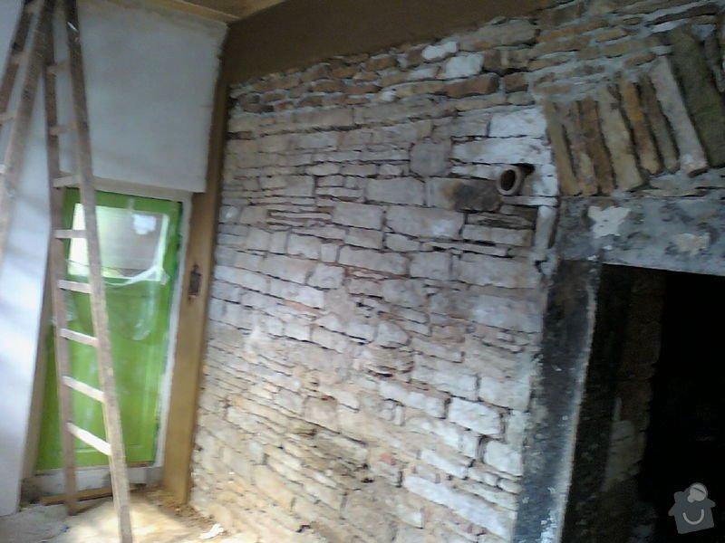 Rekonstrukce chalupy: 100906_134719