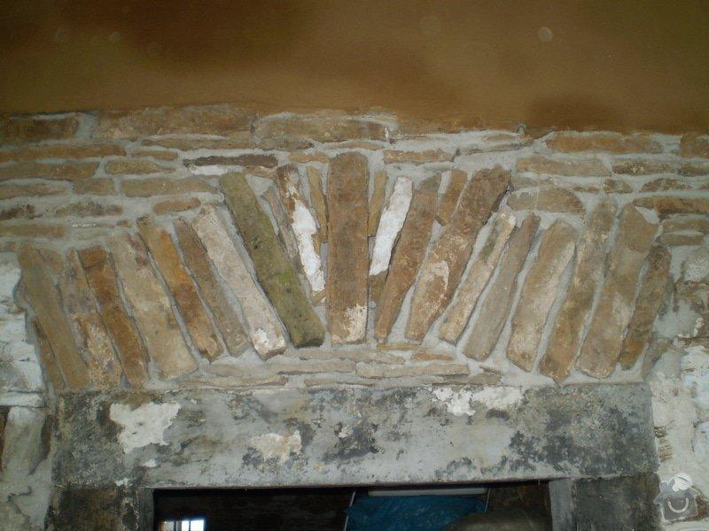 Rekonstrukce chalupy: P1010268