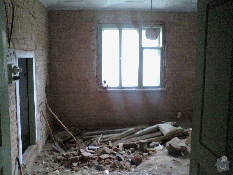 Rekonstrukce chalupy: 100619_083836