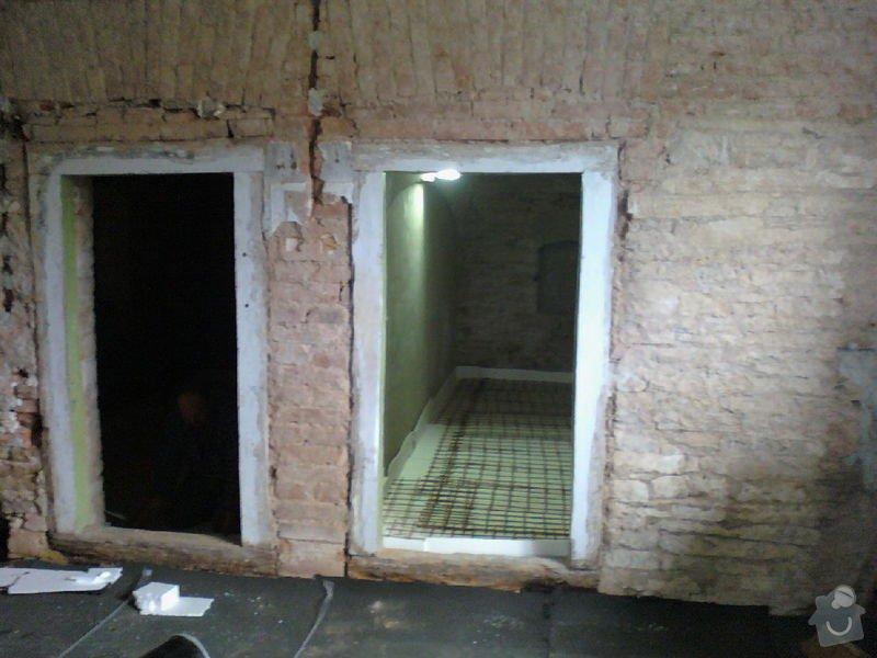 Rekonstrukce chalupy: 100724_113629