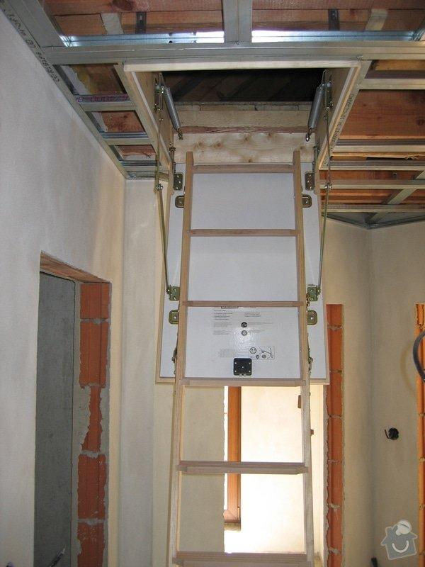 Sádrokartony,izolace,skládací schody: IMG_2960