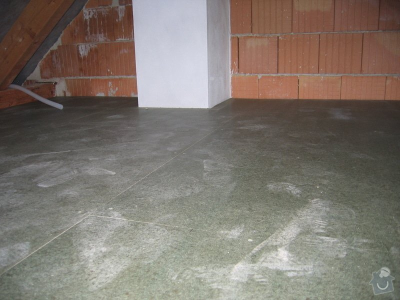 Sádrokartony,izolace,skládací schody: IMG_2961