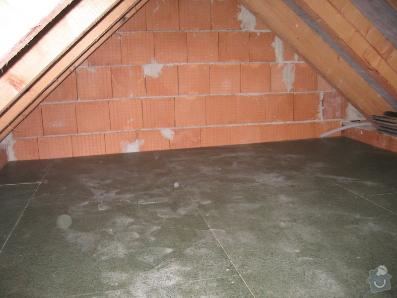 Sádrokartony,izolace,skládací schody: IMG_2962